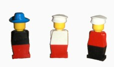 LEGO Old Minifigures