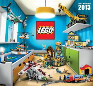 Copertina catalogo LEGO 2013-2