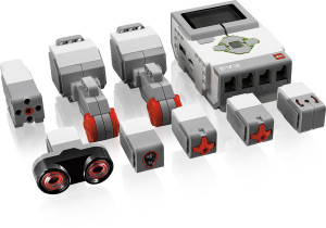 Dotazione sensori EV3 Education
