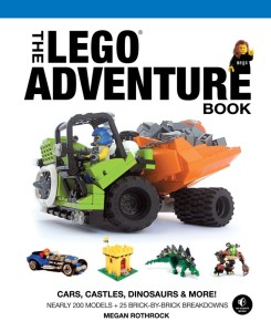 Copertina di The LEGO Book Adventure - Volume 1