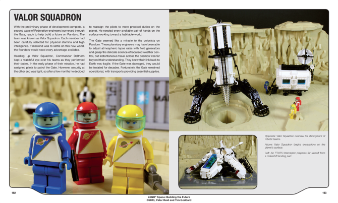 LEGO Space - Pagine 192-193