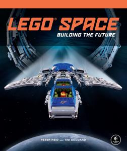 Copertina LEGO Space