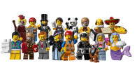 Minifig Serie 12