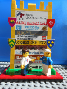 Mr. ReBrick incontra ItLUG!