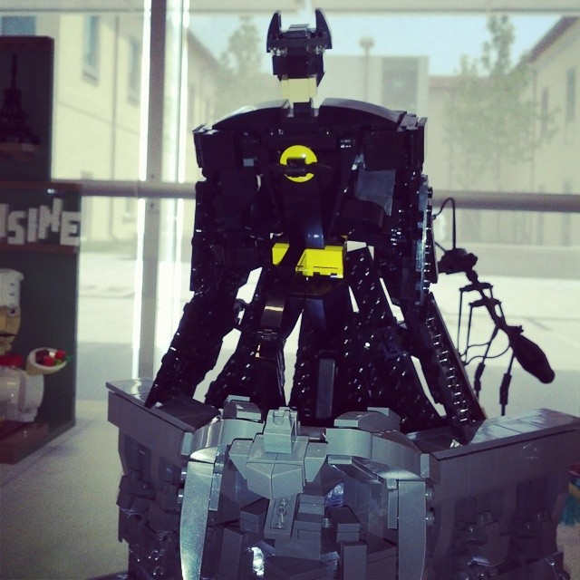 #lego #lecco2014 #batman #thedarkknight