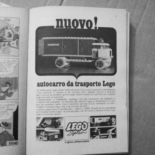 #lego #ad #topolino #1968