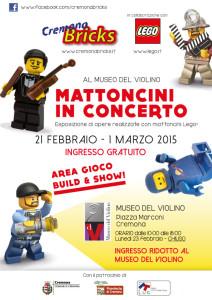 Cremona Bricks 2015