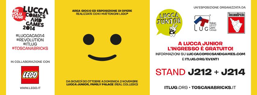 Lucca 2014!