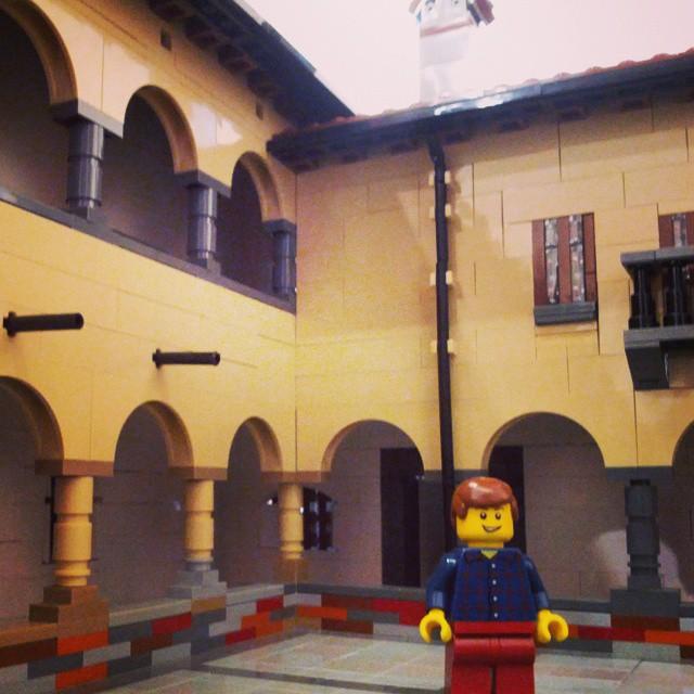 #lego #lavello #monastero