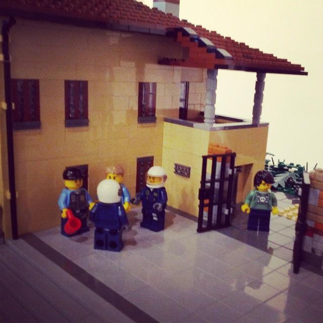 #lego #monastero