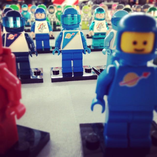 #lego #portosangiorgio #psg #classicspace #spaceship!