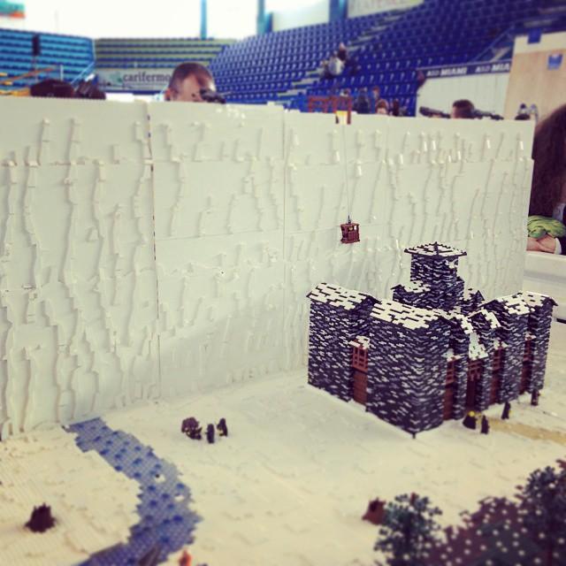 #lego #psg #portosangiorgio #got #gameofthrones #thewall #castleblack #winteriscoming #youknownothingjonsnow
