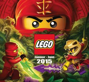 Catalogo LEGO® 2015 - Gennaio - giugno