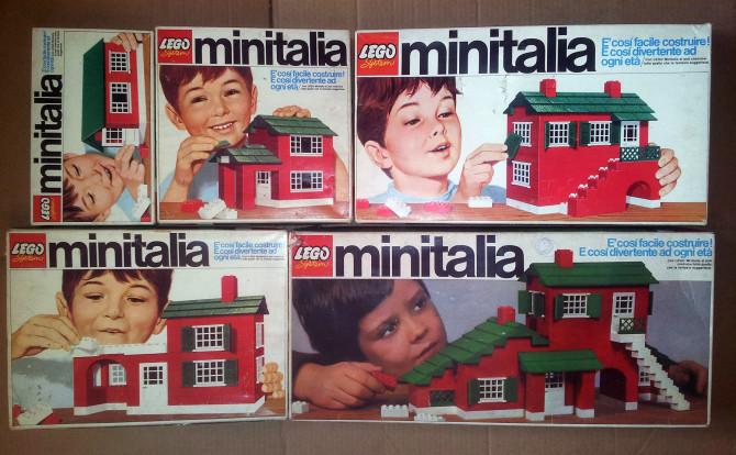 Scatole Minitalia.