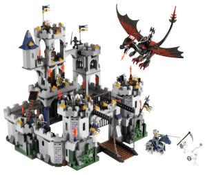 LEGO Castle 7094 Belegering van het koningskasteel