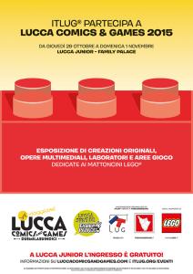 TBS006-LuccaComicsGames_2015-Locandina_A3-1000-LEGO