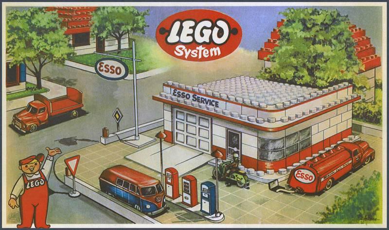 LEGO 310 stazione di servizio Esso prima serie 03.jpg