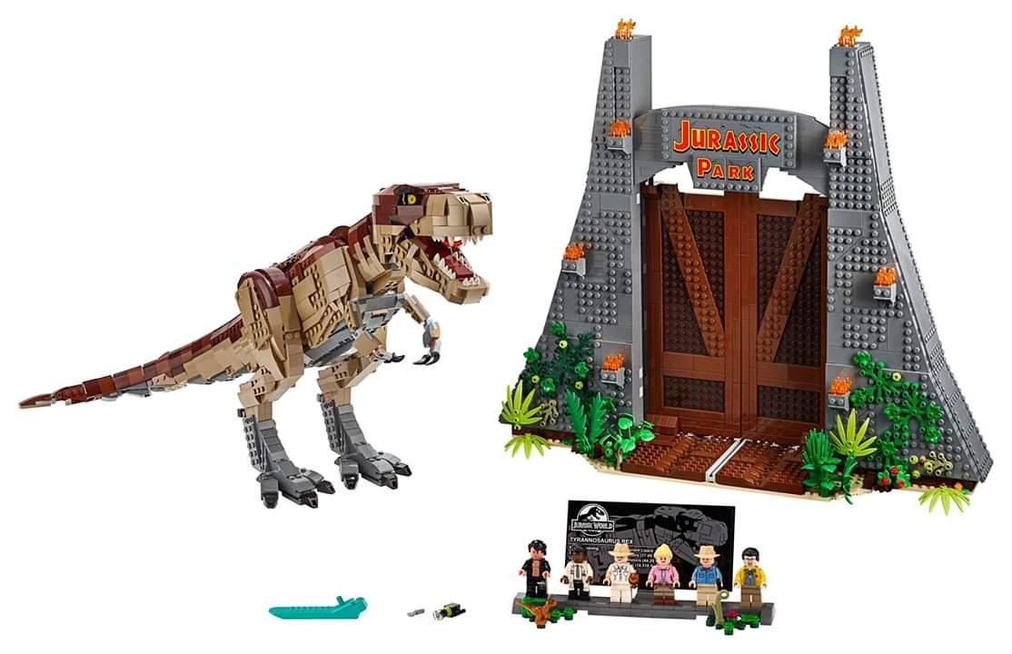 75936: T-Rex Rampage
