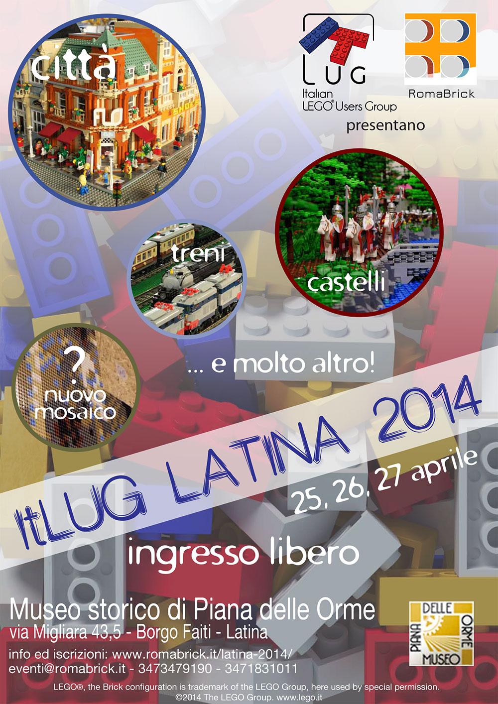 ItLUG Latina 2014