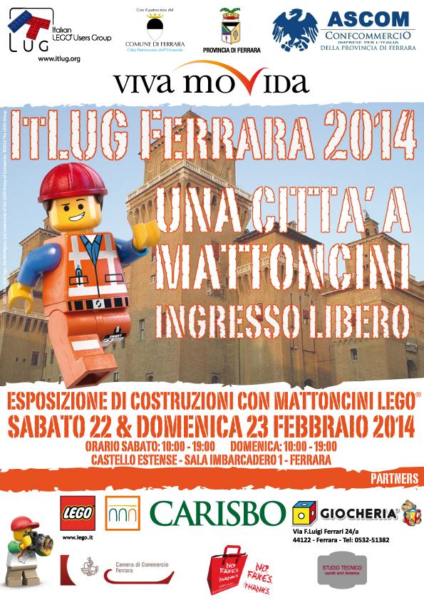 ItLUG Ferrara 2014