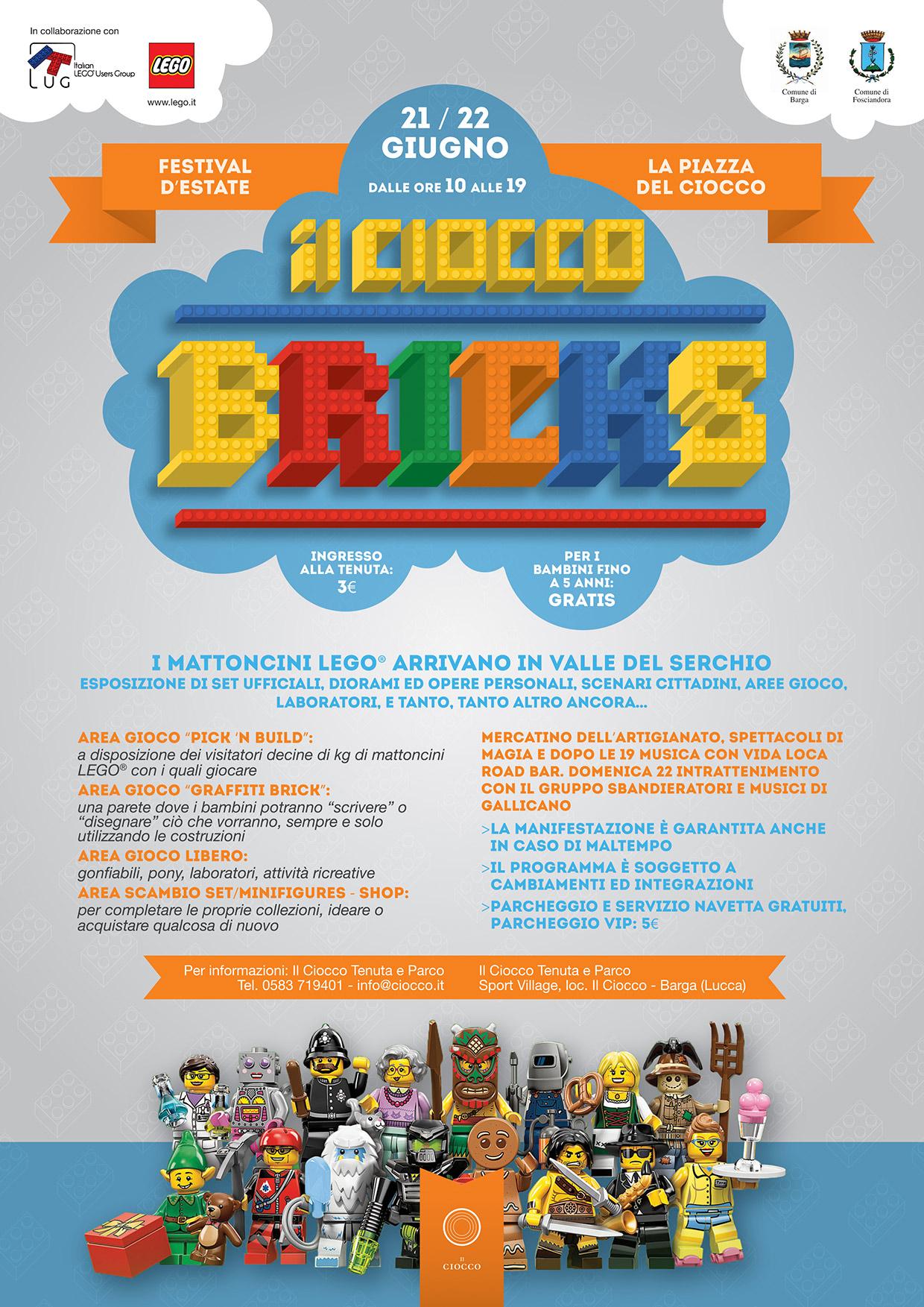 Il Ciocco Bricks