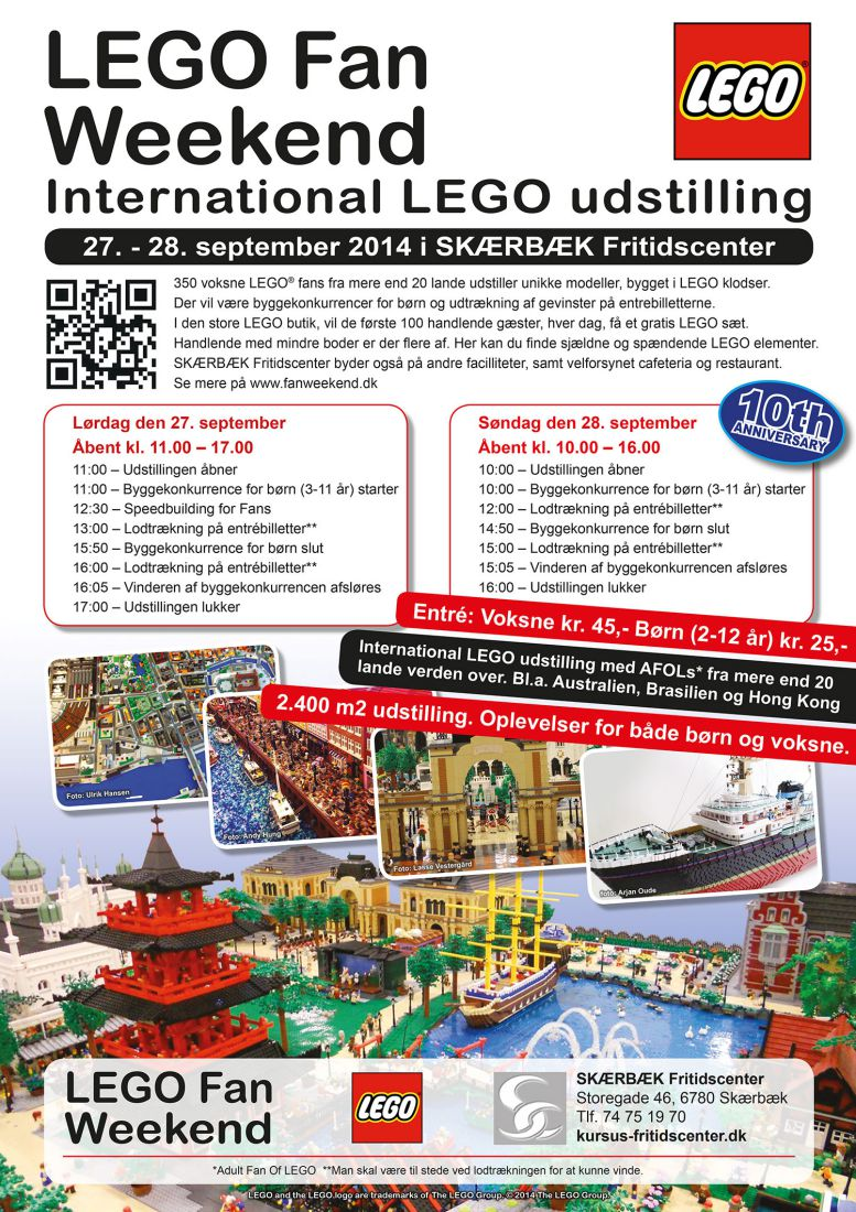 LEGO Fan Weekend 2014