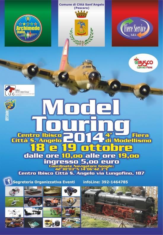 Model Touring 2014