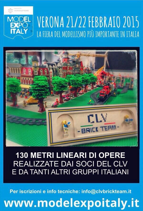 ItLUG partecipa a Model Expo 2015