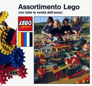 Catalogo LEGO 1970.