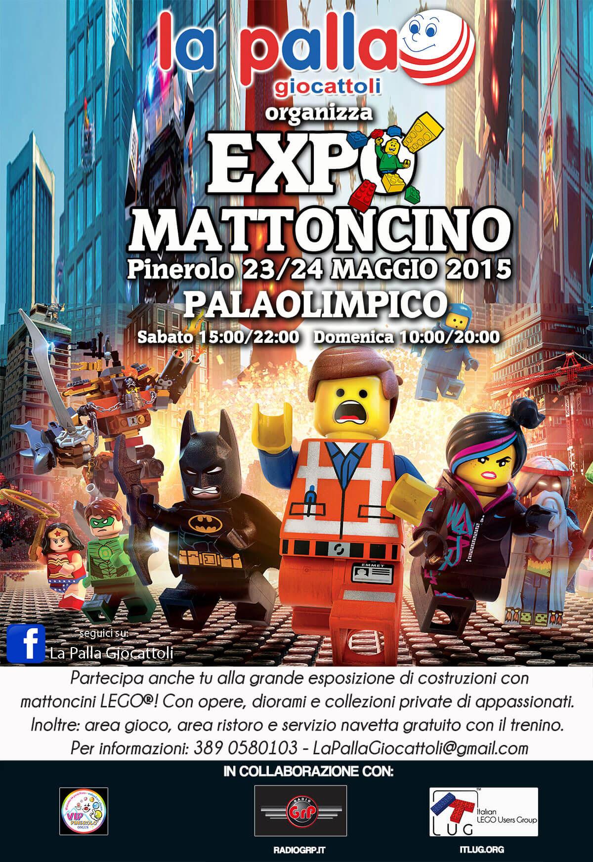 ItLUG partecipa a Expo Mattoncino 2015