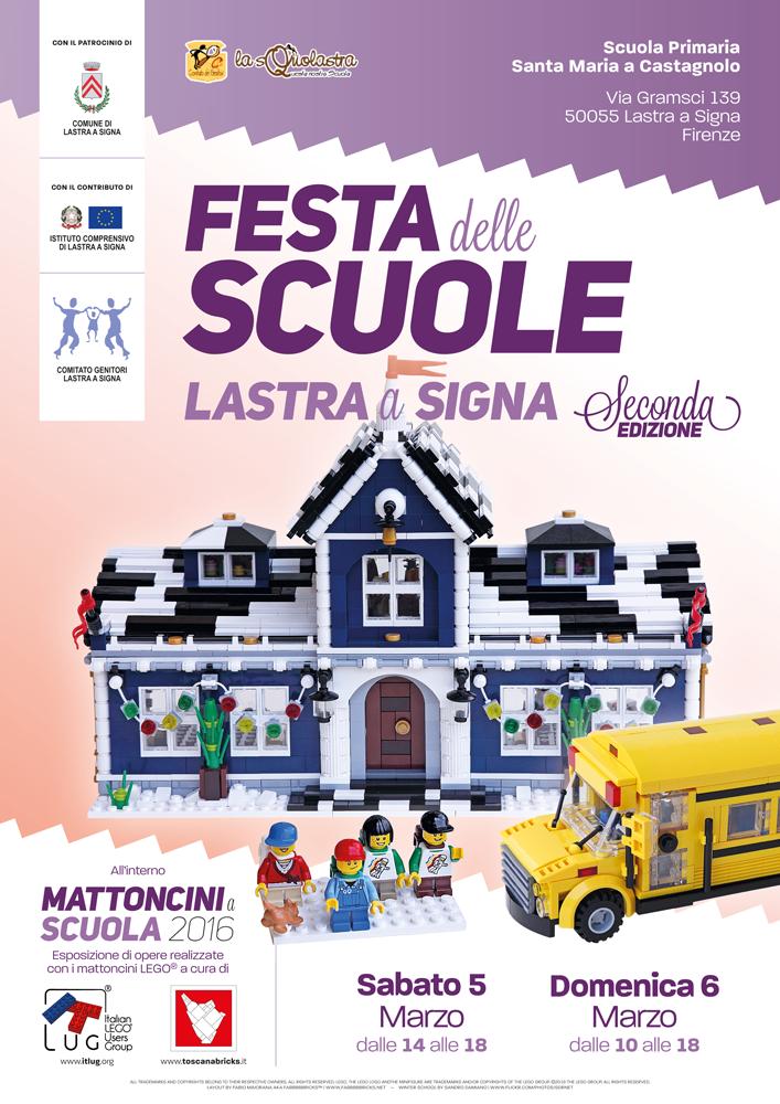 Mattoncini a Scuola 2016