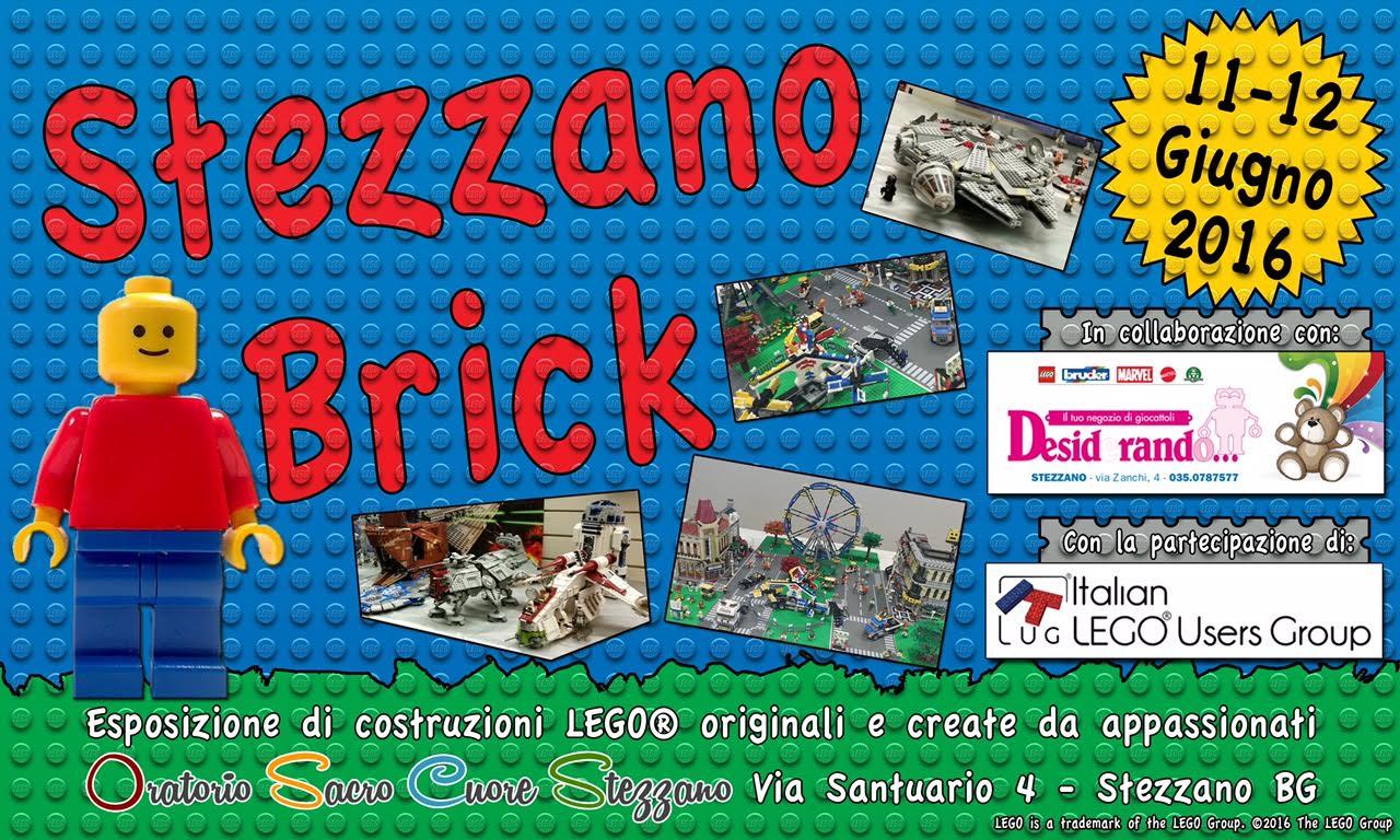 """ItLUG partecipa a """"Stezzano Brick"""" 2016"""