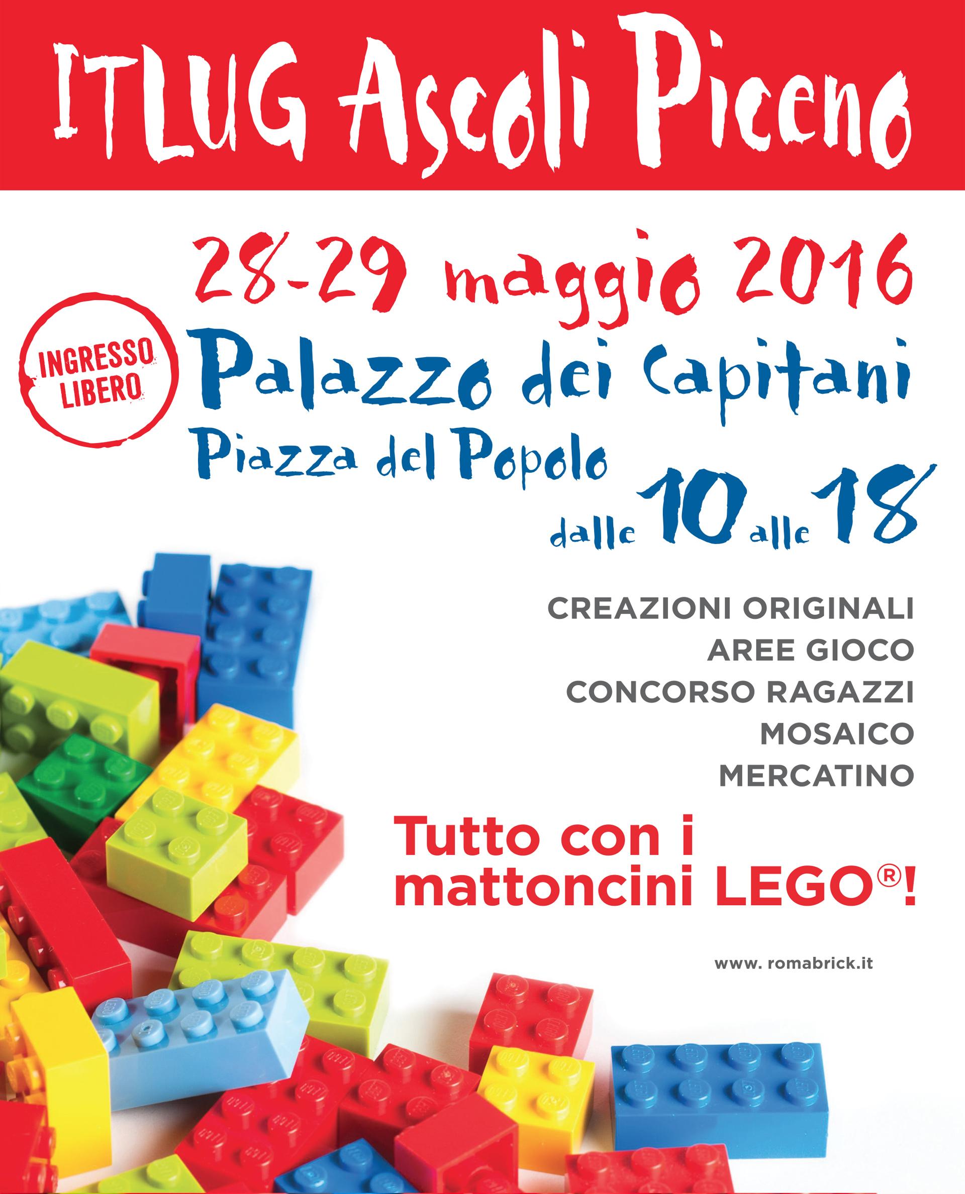 ItLUG Ascoli Piceno 2016
