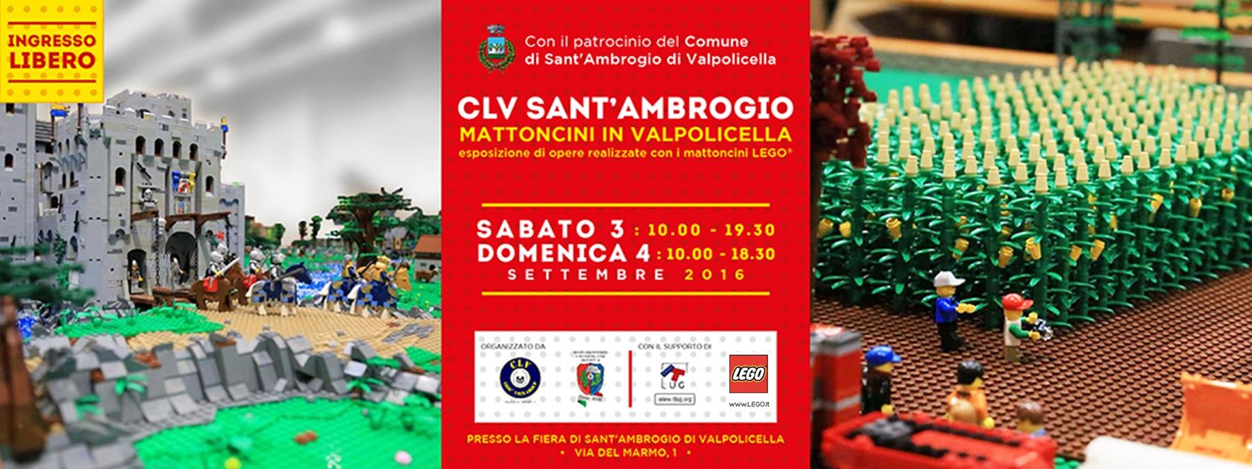 """ItLUG partecipa a """"CLV Sant'Ambrogio 2016 - Mattoncini in Valpolicella"""""""