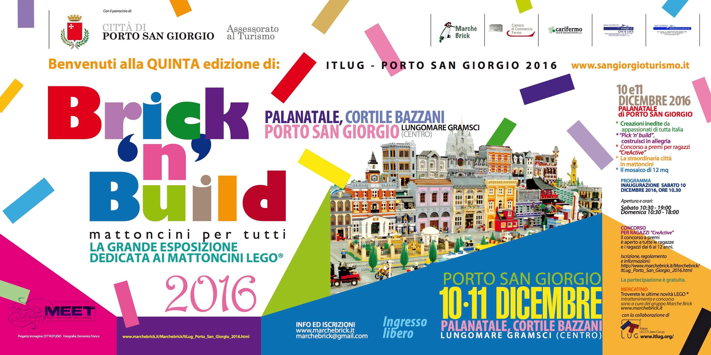 Brick 'n' Build - ItLUG Porto San Giorgio 2016