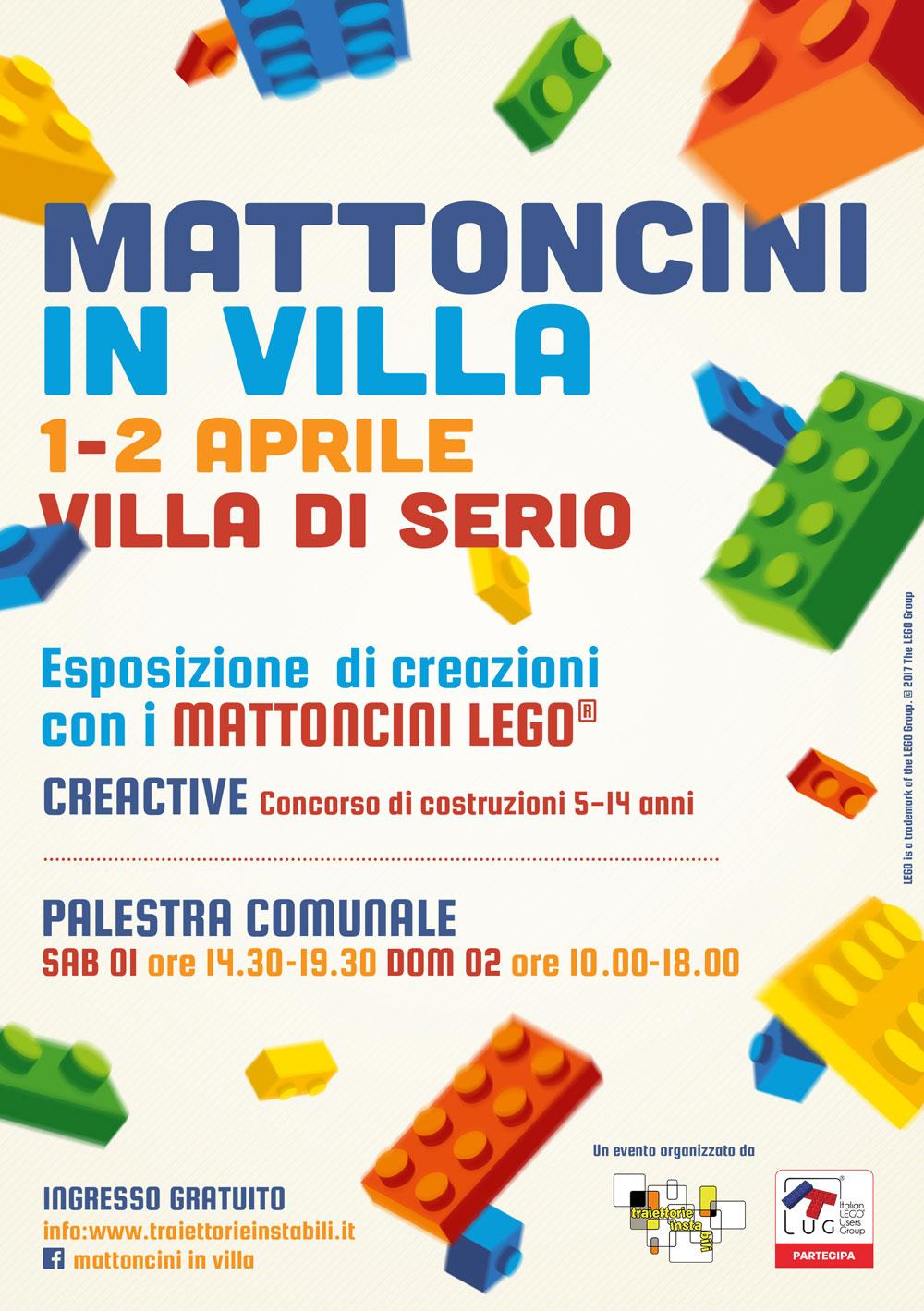 """ItLUG partecipa a """"Mattoncini in Villa"""" 2017"""