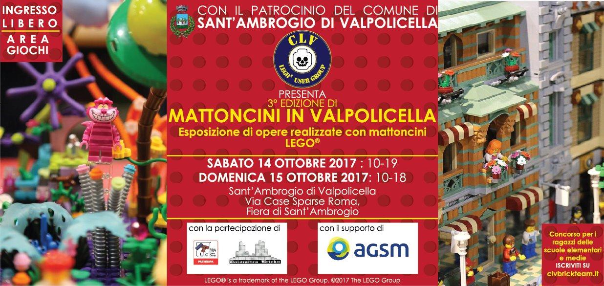 """ItLUG partecipa a """"CLV Sant'Ambrogio 2017 - Mattoncini in Valpolicella"""""""