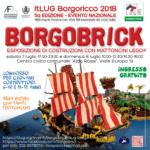BorgoBrick - ItLUG Borgoricco 2018