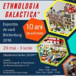 "ItLUG presente a ""Ethnologia Galactica"" 2018"