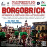 BorgoBrick - ItLUG Borgoricco 2019
