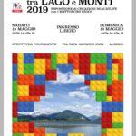 Mattoncini tra lago e monti 2019