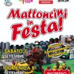 """ItLUG partecipa a """"Mattoncini in Festa!"""" 2019"""