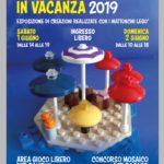 Mattoncini... in vacanza 2019