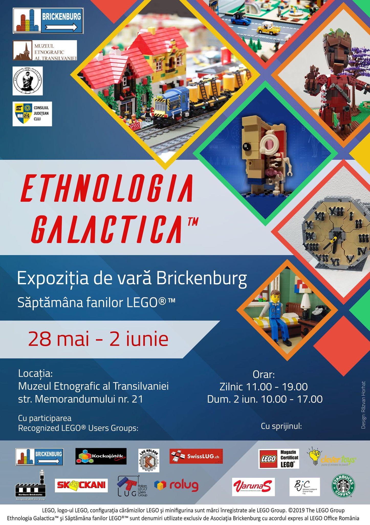 "ItLUG presente a ""Ethnologia Galactica"" 2019"