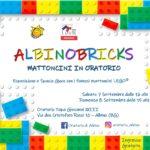 ItLUG partecipa ad AlbinoBricks 2019
