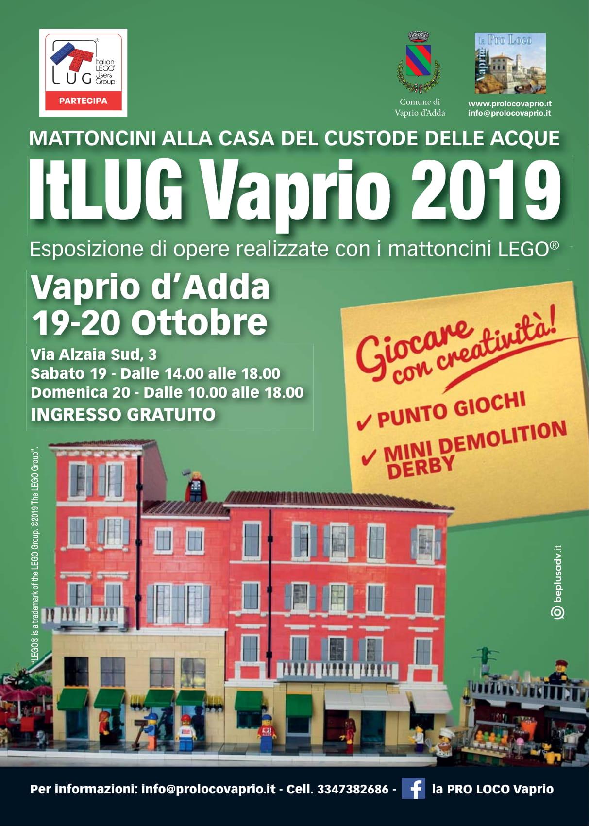 ItLUG Vaprio 2019