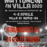 """[CANCELLATO] ItLUG partecipa a """"Mattoncini in Villa"""" 2020"""