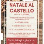 "ItLUG partecipa a ""Natale al castello"" 2019"