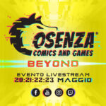 [ONLINE] Cosenza Comics and Games Beyond 2021